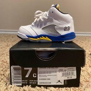 Kids Shoes (Retro Jordan's)